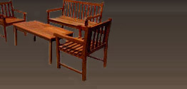 Mosen Arts >> Indonesia Furniture Directory : teak, mahogany, jepara , timber , chair , table , 